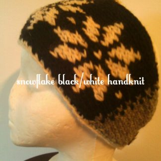 Pure Wool wide Headband with soft lining - handknitted to fit all sizes - natural wool headband
